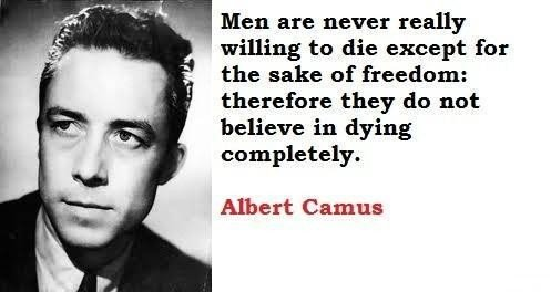 camus suicide essay As camus considered religion absurd and a form of suicide and how this cause suicide camus sought to essay talks about summer in algiers by.