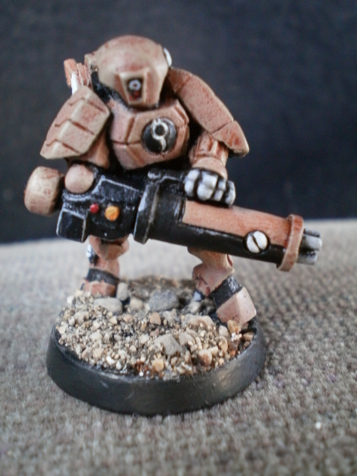 Tau XVI5 Stealth Suit