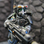 Cadian Kasrkin Trooper