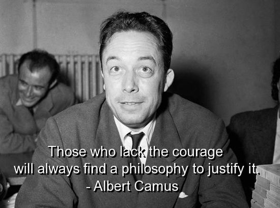 albert camuss philosophy of the absurd and existentialism in the stranger Existentialism the absurd heroics of monsieur the protagonist of albert camus' novel the stranger the philosophy underscoring the stranger is one of.