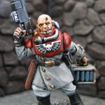 Laughing Jackal Lieutenant Varras