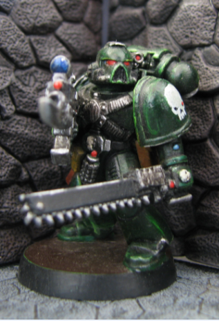Space Marine Mercenary