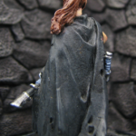 Gaunt Ghost, back detail