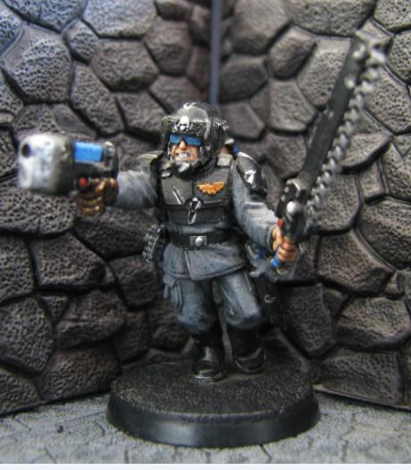 Cadian Elite Sergeant