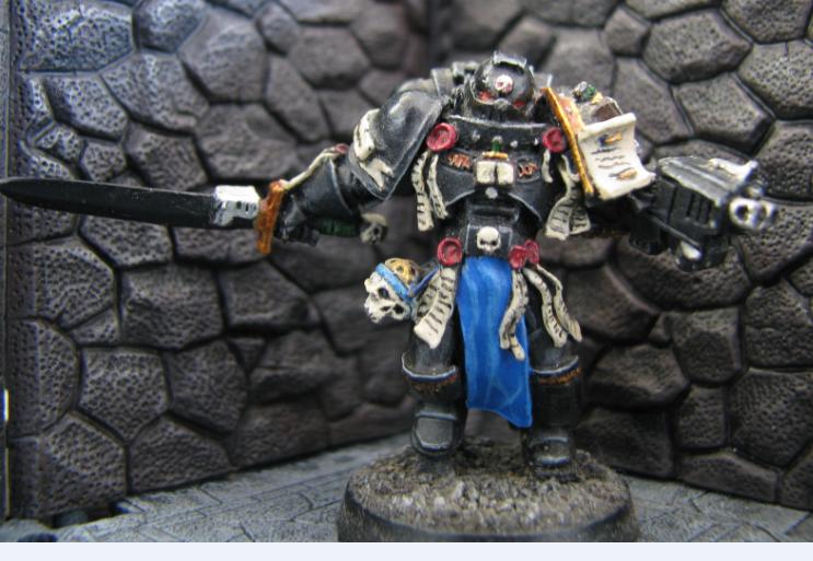 Grey Knights Justicar